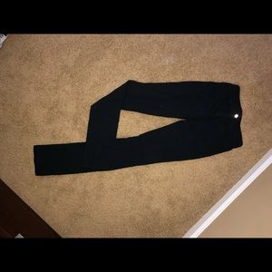 Long lululemon pants size 4